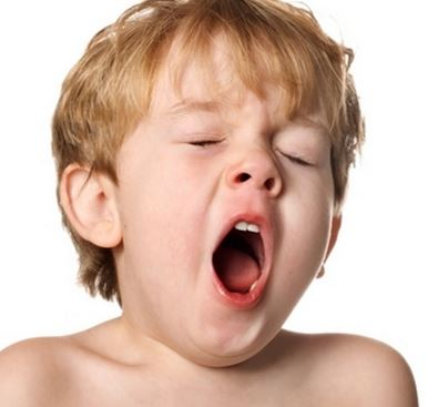 Yawn to make ears pop. This is the best in babies with ear pressure