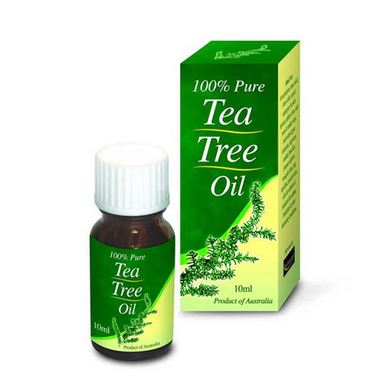 tea tree oil to get rid of scalp pimples naturally at home