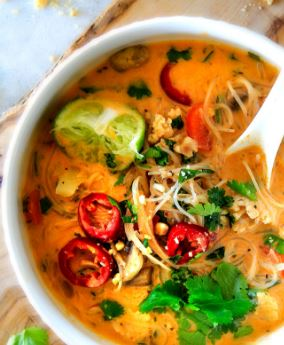 Chicken soup can help relieve cough