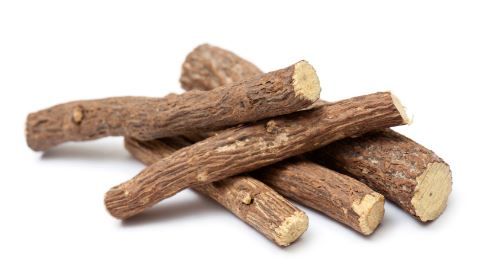 Use licorice for cough relief